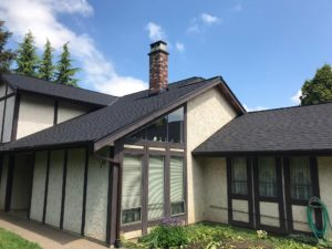 residential roofing work completed | Robinson Roofing