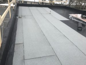 commercial roofing example | Robinson Roofing