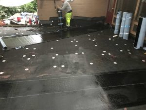 commercial & residential roofing example | Robinson Roofing