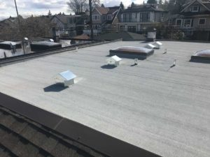 commercial rooginf example work | Robinson Roofing