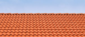 red roof brighted pattern | Robinson Roofing