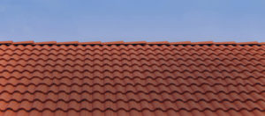 red roof pattern | Robinson Roofing