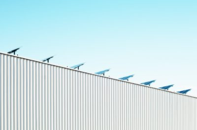 metal roofing abstructure | Robinson Roofing