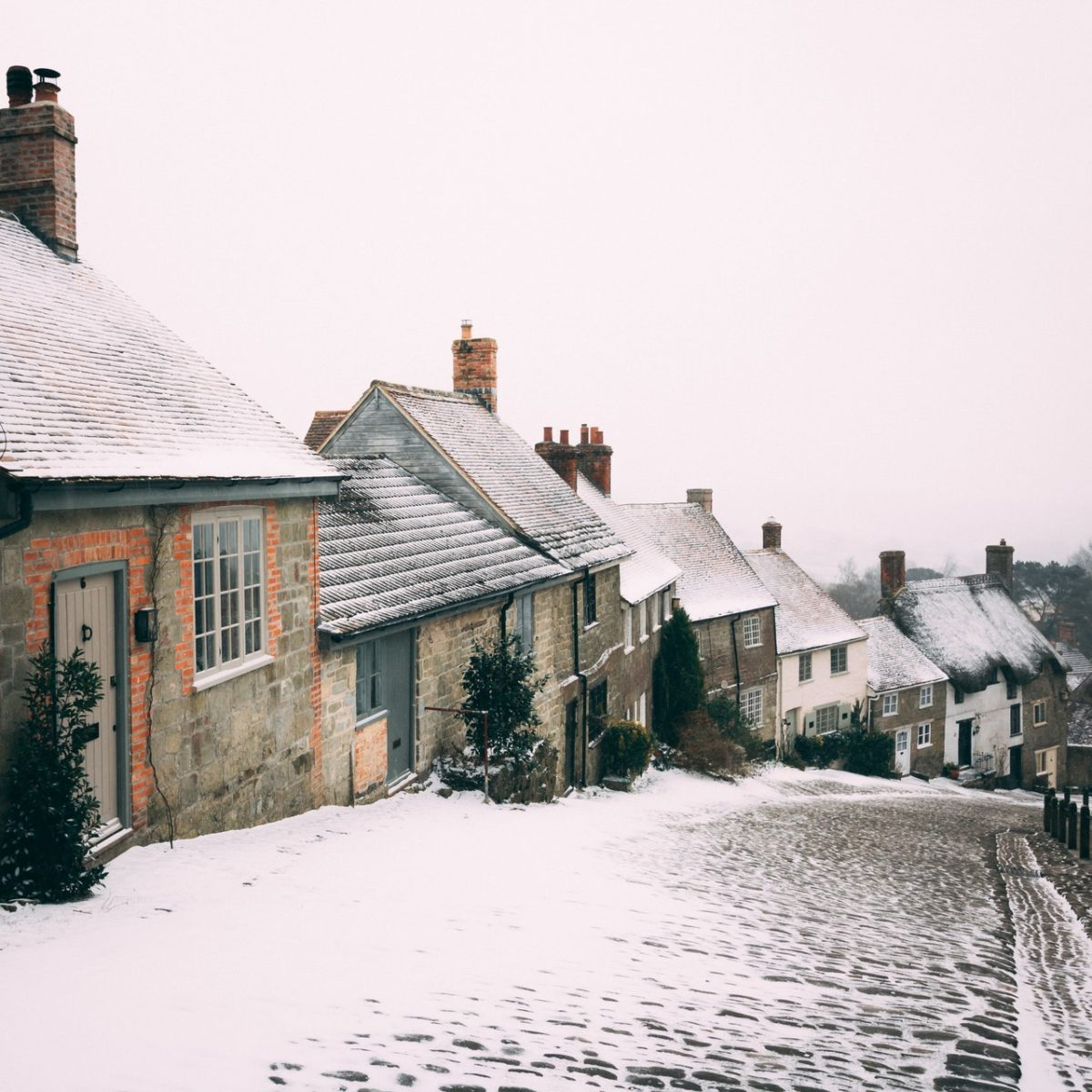 roofing maintenance during winter | Robinson Roofing
